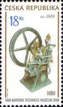 [The 100th Anniversary of the Founding of Technical Museum in Prague, type UD]