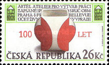 [The 100th Anniversary of the ARTEL Association, type UR]