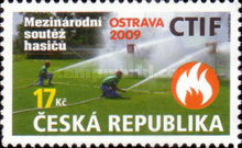 [International Fire Brigade Competitions - Ctif, Ostrava 2009, type VU]