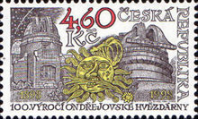 [The 100th Anniversary of the Ondrejov Observatory, type XFP]