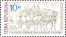 [The Tradition of Czech Stamp Production - Josef Hercik, type YH]
