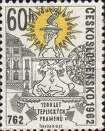 [The 1200th Anniversary of Discovery of Teplice Springs, Typ ADL]