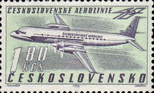 [The 40th Anniversary of Czech Airlines, Typ AFU]