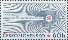 [The 13th Czechoslovakian Communist Party Congress, Typ AOH]