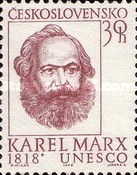 [The 150th Anniversary of the Birth of Karl Marx, Typ AUB]
