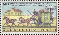 [The 100th Anniversary of the Ceske-Budejovice-Pilsen Railway, Typ AVE]