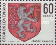 [Arms of Czech Regional Capitals, Typ AVV]