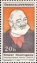 [UNESCO - Cultural Personalities of the 20th Century in Caricature, Typ AWE]