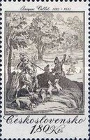 [Czechoslovak Graphic Art - Engraved Hunting Scenes, Typ BLZ]