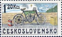 [Czechoslovak Motorcycles, Typ BNG]