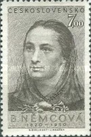 [The 130th Anniversary of the Birth of Bozena Nemcova (Authoress), Typ BQ]