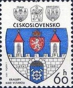 [Coats of Arms of Czechoslovak Towns, Typ BQP]