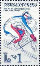 [Winter Olympic Games - Lake Placid, USA, type BXN]