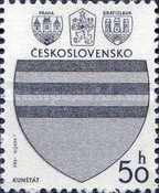 [Arms of Czech Towns, type BXY]