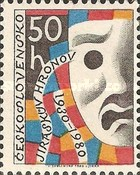 [The 50th Anniversary of Theatrical Review Jiraskuv Hronov, type BYA]
