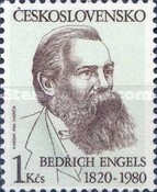 [The 110th Birth Anniversary of Lenin and the 160th Birth Anniversary of Engels, Typ BYJ]