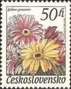 [Olomuc and Bratislava Flower Shows, type BYR]