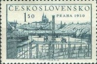 [Philatelic Exhibition, Prague, type CH]