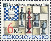 [The 80th Anniversary of Czechoslovak Chess Organization, Typ CHU]