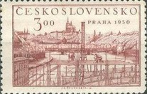 [Philatelic Exhibition, Prague, type CI]