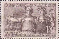 [Czechoslovak-Soviet Friendship, type CJ]