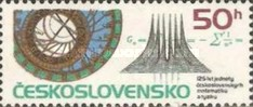 [The 125th Anniversary of Union of Czech Mathematicians and Physicists, Typ CLX]