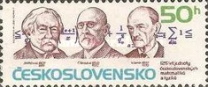 [The 125th Anniversary of Union of Czech Mathematicians and Physicists, Typ CLZ]