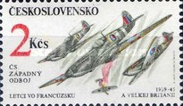 [Free Czechoslovak Forces in World War II, type CTO]