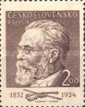 [The 100th Anniversary of the Birth of Sevcik, Musician, type FF]