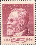 [The 100th Anniversary of the Birth of Sevcik, Musician, type FG]