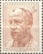 [The 30th Anniversary of the Death of Myslbek (Sculptor), type FY]