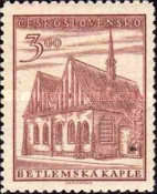 [Renovation of Bethlehem Chapel and the 550th Anniversary of the Installation of Jan Hus as Pastor, type GI]