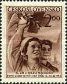 [The 1st Czechoslovak Red Cross Conference, type HI]