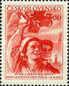 [The 1st Czechoslovak Red Cross Conference, type HJ]