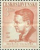 [The 10th Anniversary of the Death of Vaclavek, Writer, Typ IB]