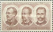 [The 75th Anniversary of 1st Czech Social Democratic Party Congress, Typ II]