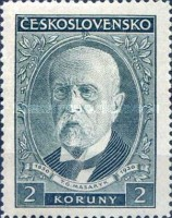 [The 80th Anniversary of the Birth of President Thomas G. Masaryk, Typ YBO]