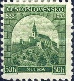 [The 1100th Anniversary of Nitra, Typ YBZ]