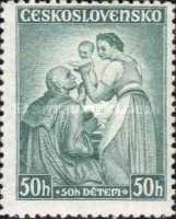 [Charity Stamps, Typ YCO]