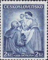 [Charity Stamps, Typ YCO1]