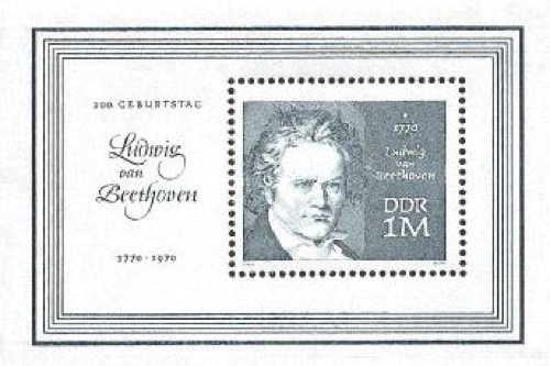 [The 200th Anniversary of the Birth of Ludwig van Beethoven, Typ ]