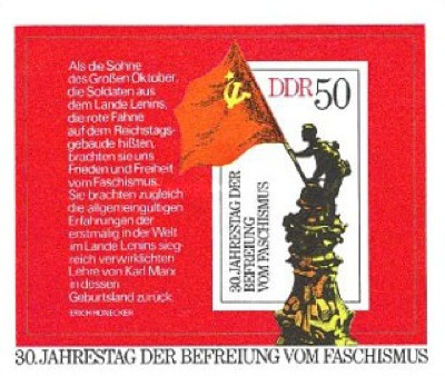 [The 30th Anniversary of the Liberation, Typ ]