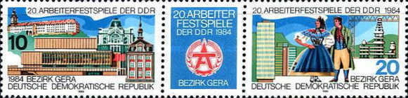 [The 20th Labour Festival Play in Gera, Typ ]