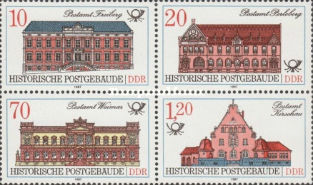 [Historical Post Offices, Typ ]