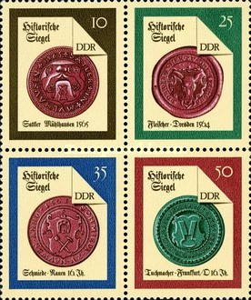 [Historical Seals, Typ ]