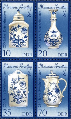 [The 250th Anniversary of Meissener Porcelain, Typ ]