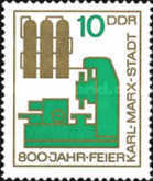 [The 800th Anniversary of Karl-Marx-Stadt, Typ ABR]