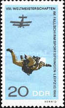[Parachute Jumping World Championships, Typ AEQ]