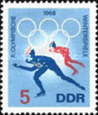 [Winter Olympic Games - Grenoble, France, Typ AJZ]