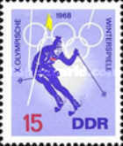[Winter Olympic Games - Grenoble, France, Typ AKB]